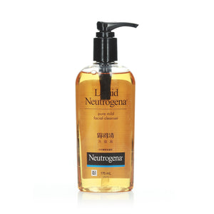 Liquid Neutrogena Pure Mild Facial Cleanser 175ml