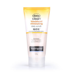 Neutrogena Deep Clean Blackhead Eliminating Daily Scrub 100g