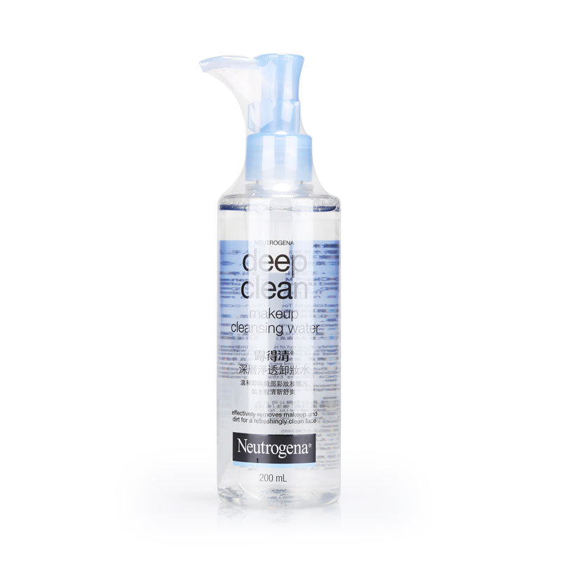 Neutrogena Deep Clean Makeup Cleansing Water 200ml