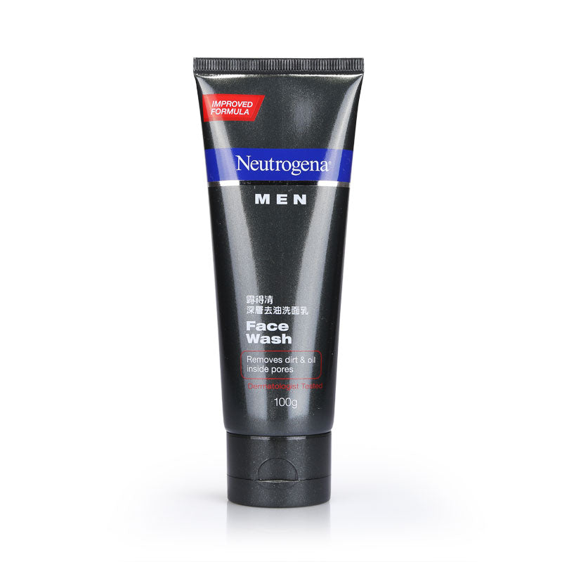 Neutrogena MEN Face Wash 100g