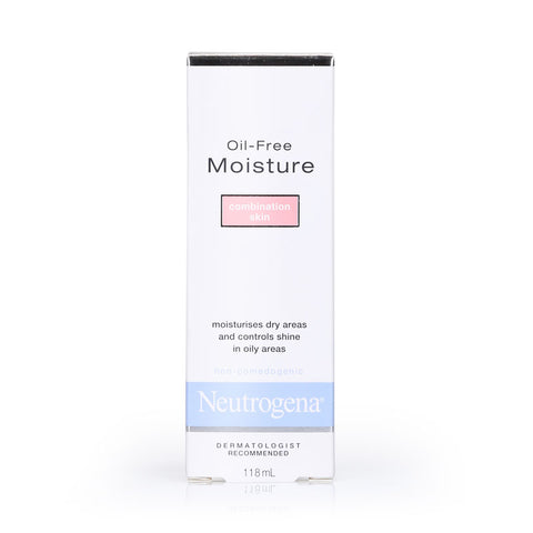 Neutrogena Oil-Free Moisture for Combination Skin 118ml