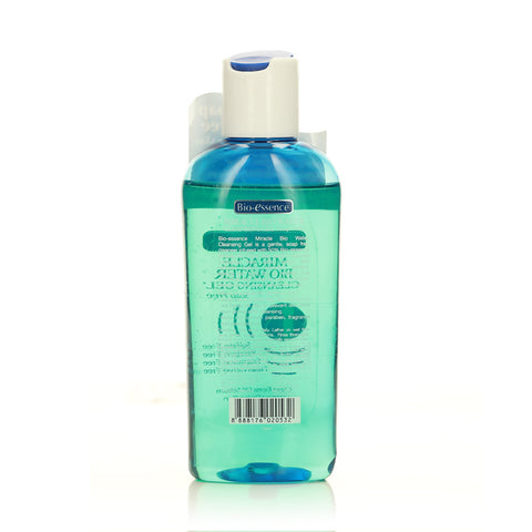 Bio-essence Miracle Bio Water Cleansing Gel (Soap Free) 150ml