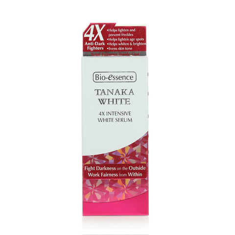Bio-essence Tanaka White 4X Intensive White Serum 30ml