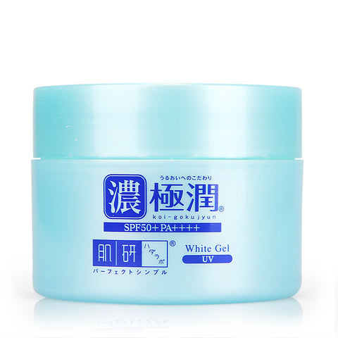 Hada Labo Hydrating UV Perfect Gel Moisturizer SPF 50+ PA++++ 80g