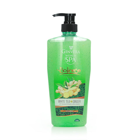 Ginvera World Spa Shower Scrub 750ml