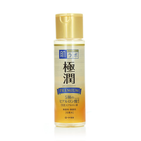 Hada Labo Super Hyaluronic Acid Premium Hydrating Lotion 170ml
