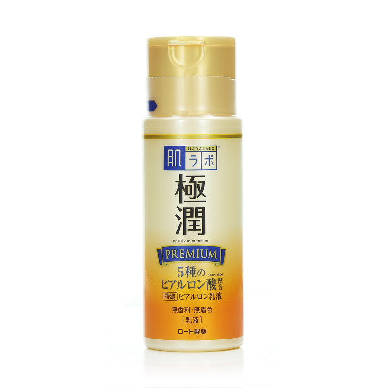 Hada Labo Super Hyaluronic Acid Premium Hydrating Milk 140ml