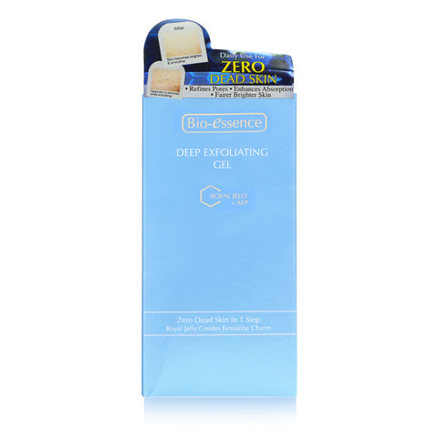 Bio-essence Royal Jelly with ATP Deep Exfoliating Gel 60g