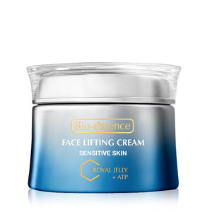 Bio-essence Royal Jelly with ATP Face Lifting Cream for Sensitive Skin 40g