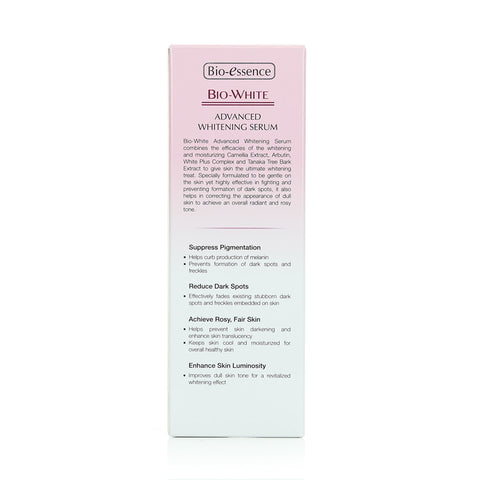 Bio-essence Bio-White Advanced Whitening Serum 30ml