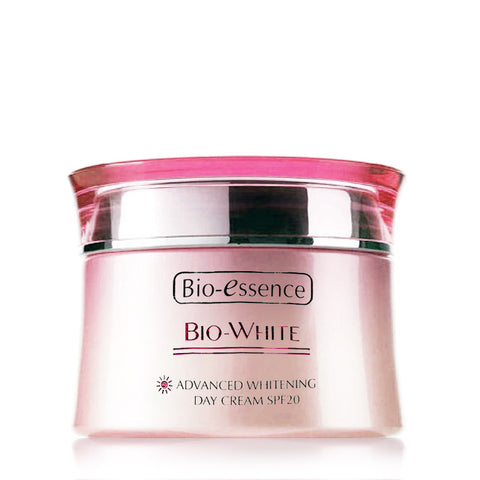 Bio-essence Bio-White Advanced Whitening Day Cream SPF20 50g