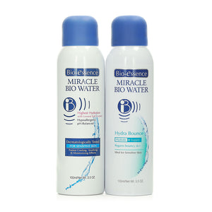 Bio-essence Miracle Bio Water Pack(Hydration On The Go + Bouncy Skin 100ml)