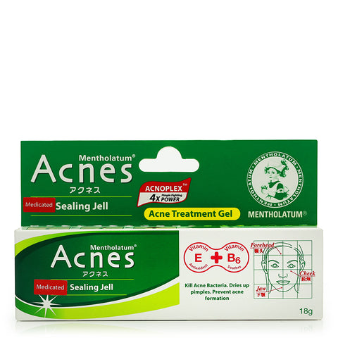 Mentholatum Acnes Medicated Sealing Jell 18g