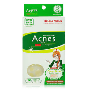 Mentholatum Acnes Medicated Acne Patch 26pcs