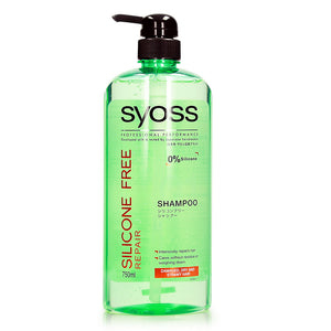 Syoss Silicone Free Repair (Shampoo/Conditioner/Hair Mask)