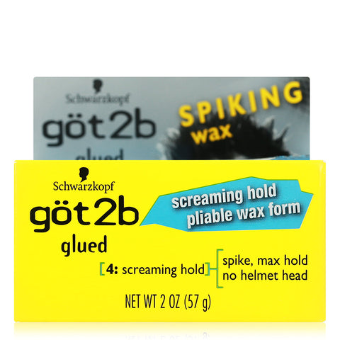Schwarzkopf got2b Glued Spiking Wax 57g