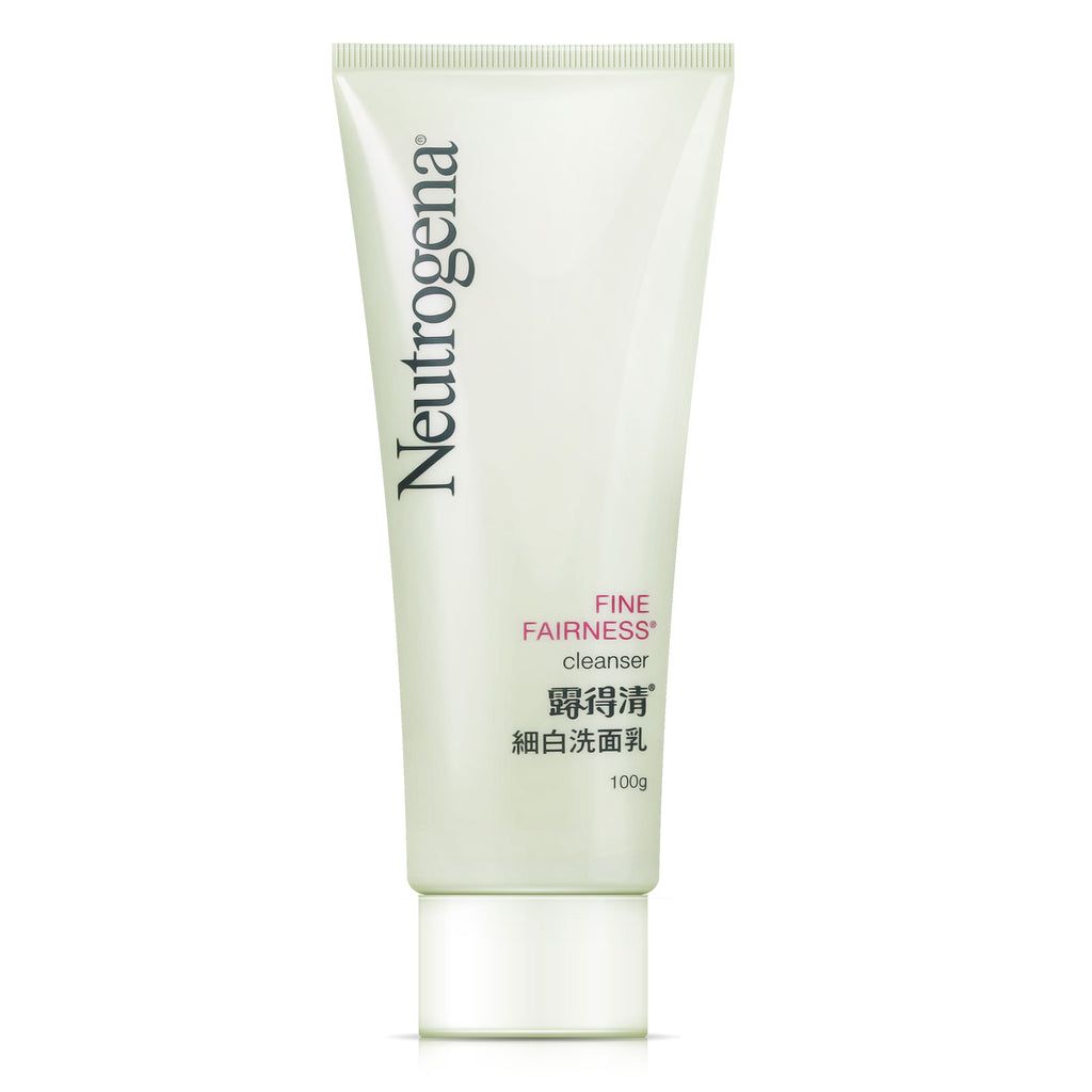 Neutrogena Fine Fairness Light Mask Cleanser