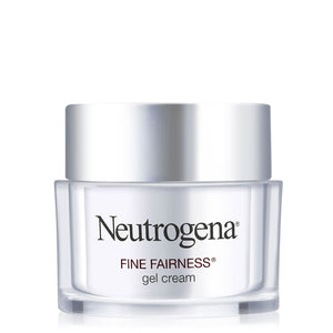 Neutrogena Fine Fairness Light Mask Gel Cream
