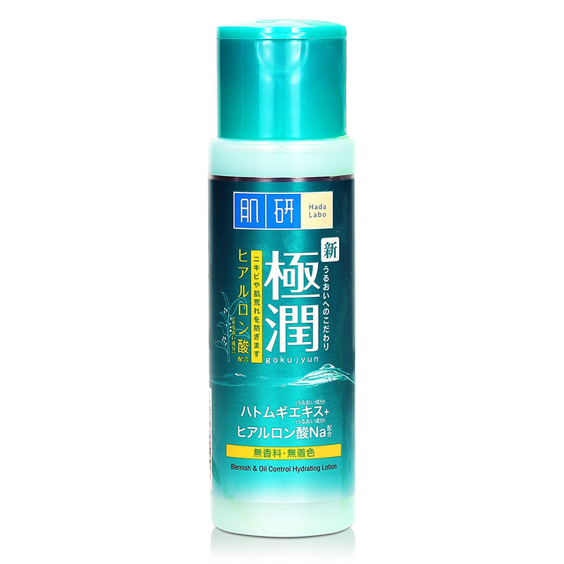 Hada Labo Blemish & Oil Control Hydrating Lotion 170ml