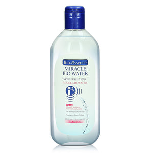 Bio-essence Miracle Bio Water Skin Purifying Micellar Water 400ml