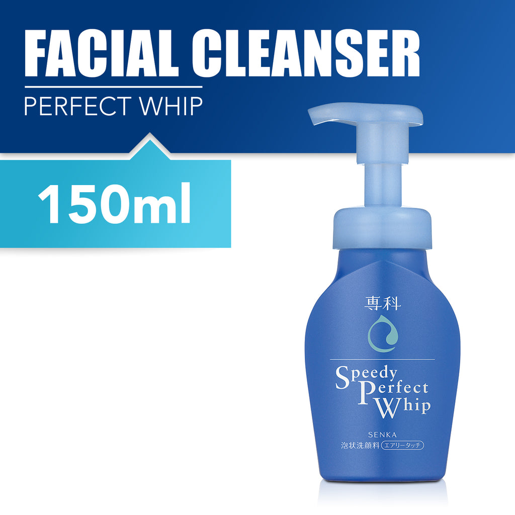 Senka Speedy Perfect Whip (Airy Touch) 150ml