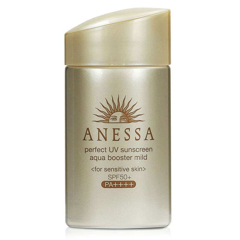 Anessa Perfect UV Sunscreen Aqua Booster Mild 60ml