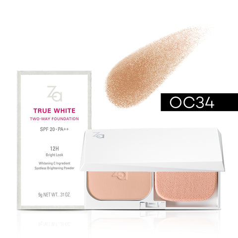 ZA True White Two-Way Foundation