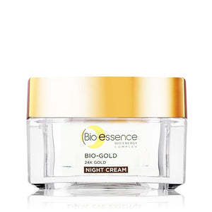 Bio-essence Bio-Gold Night Cream 40g