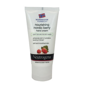 Neutrogena Norwegian Formula Nourishing Nordic Berry Handcream 75g
