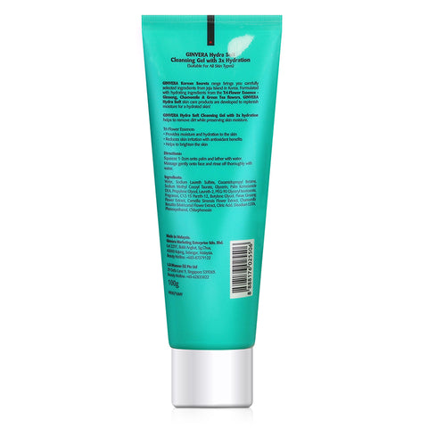 Ginvera Korean Secrets Hydra Soft Cleansing Gel 100g