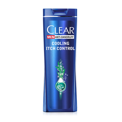 Clear Men Cooling Itch Control Anti-Dandruff Shampoo