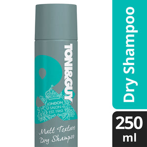 TONI&GUY Dry Shampoo 250ml