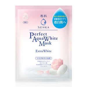 Senka Aqua White Mask 1 Sheet