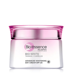 Bio-essence Bio-White Bio-Energy Complex Advanced Whitening Day Cream SPF20 50g
