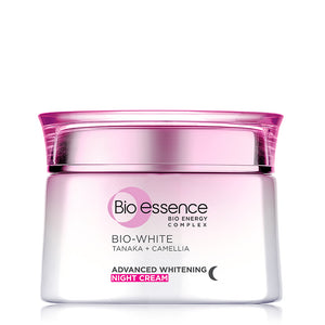 Bio-essence Bio-White Bio-Energy Complex Advanced Whitening Night Cream 50g