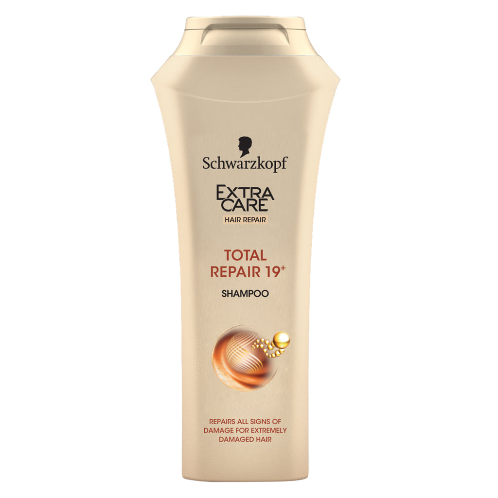 Schwarzkopf Extra Care Total Repair 19 Shampoo 400ml