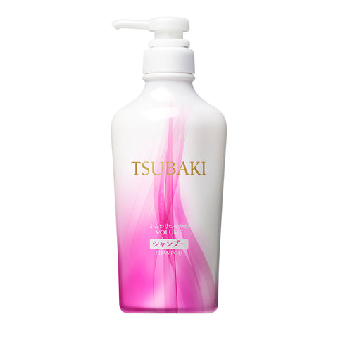 Tsubaki Botanical Airy & Light Volume 450ml (Shampoo/Conditioner)