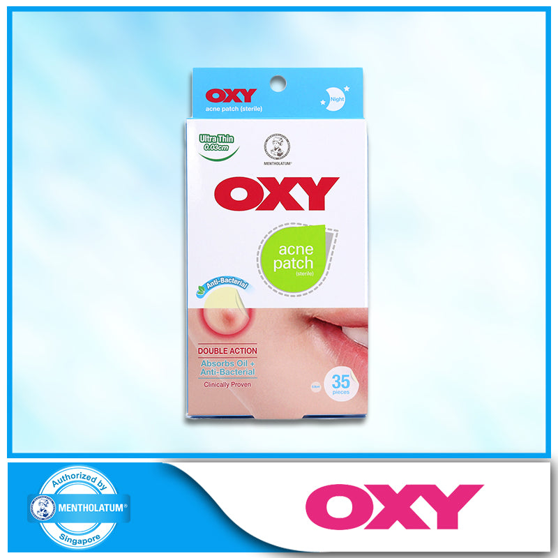 Oxy Anti-Bacterial Acne Patch 0.03cm 35s