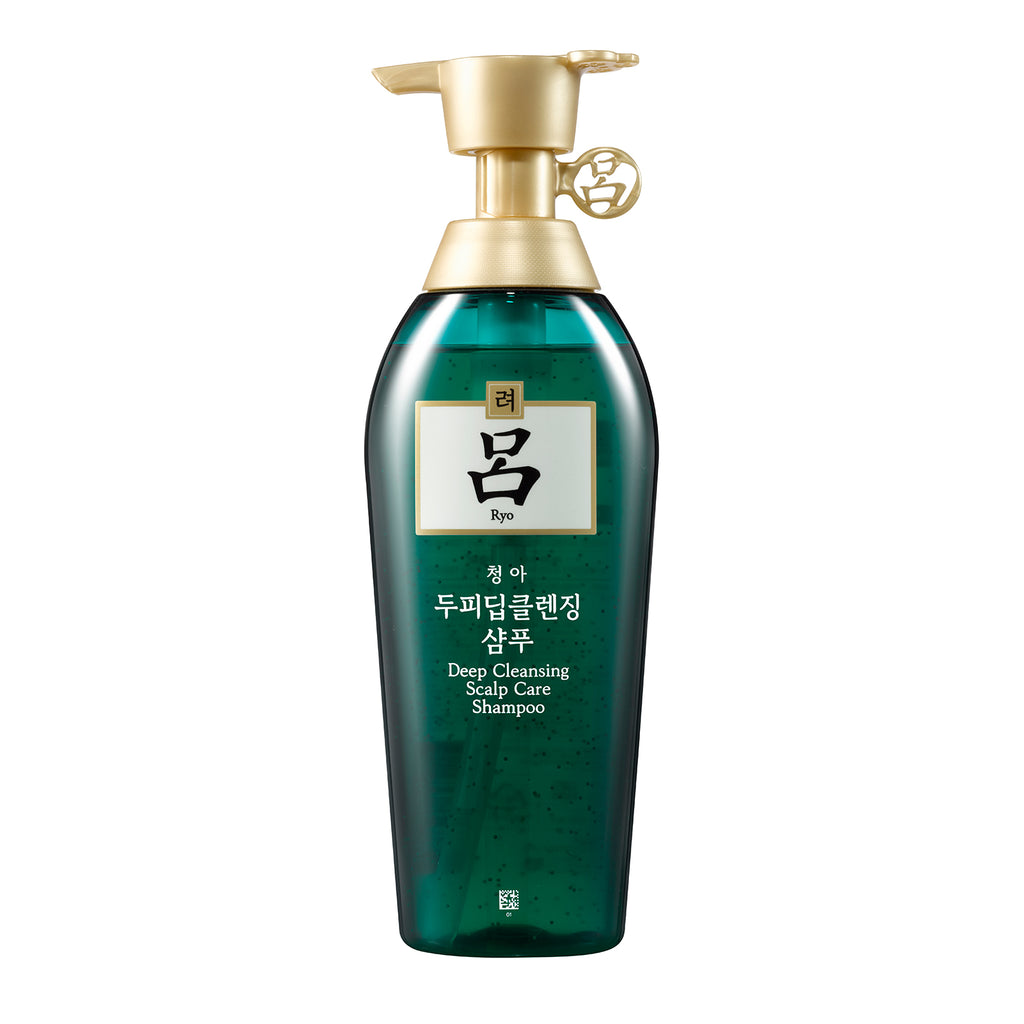 RYO Deep Cleansings Scalp 400ml (Shampoo/Conditioner)