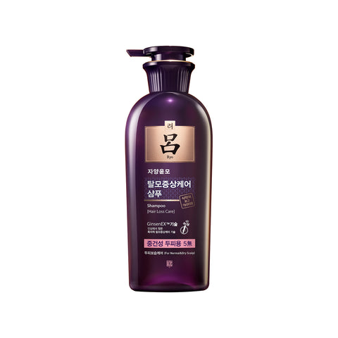 RYO Hair Loss Care Shampoo for Normal & Dry Scalp 400ml