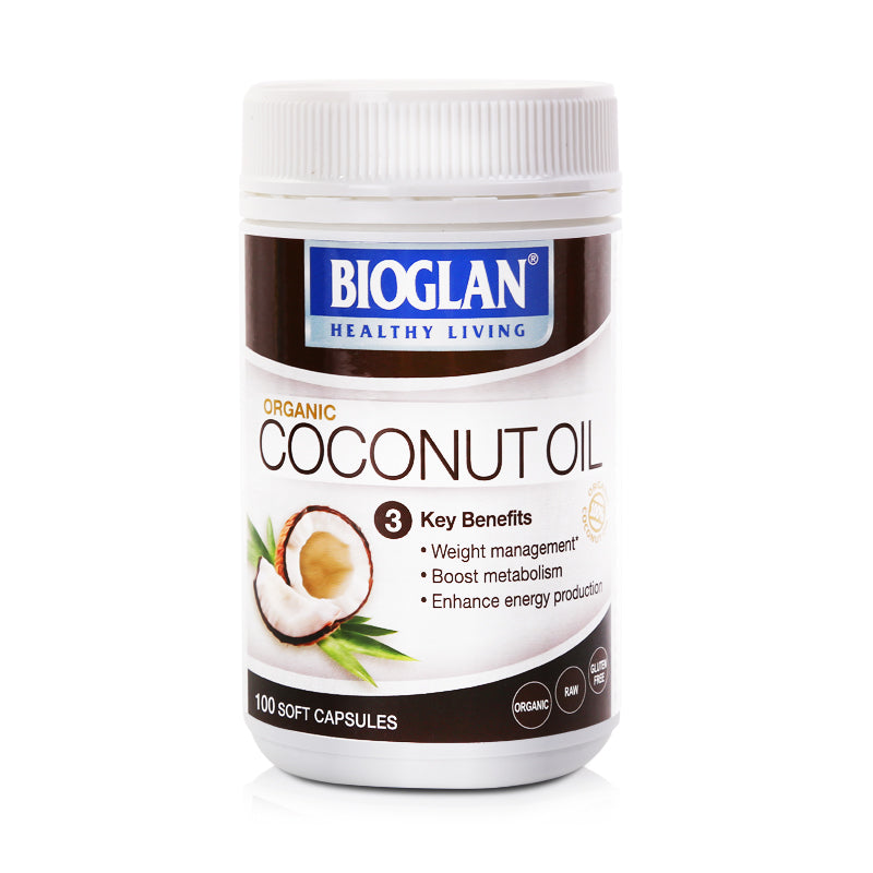 Bioglan Superfoods Coconut Oil