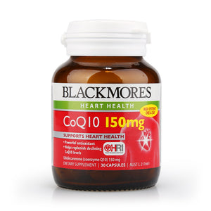 Blackmores CoQ10 150mg 30caps