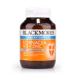 Blackmores Echinacea Ace + Zinc 60tabs