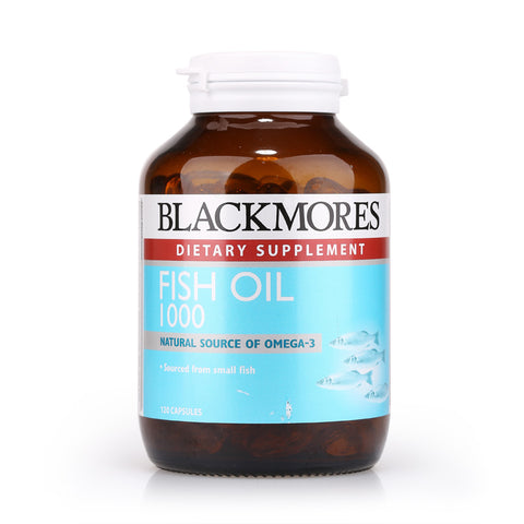 Blackmores Fish Oil 1000mg