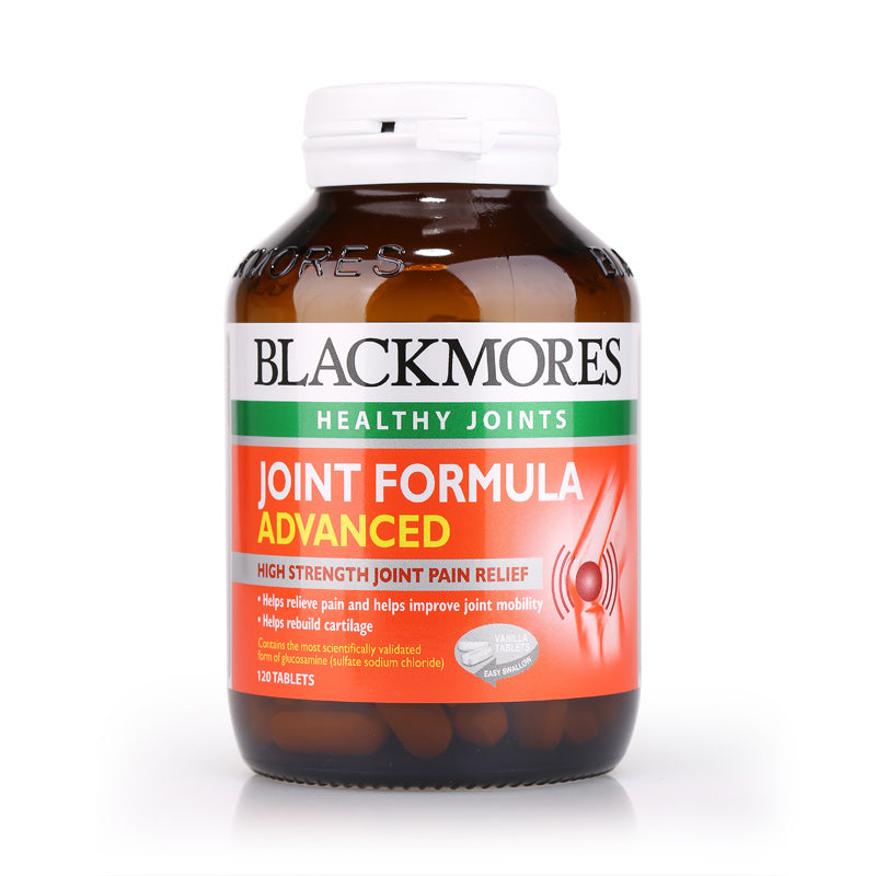 Blackmores Joint Formula Advanced 120tabs