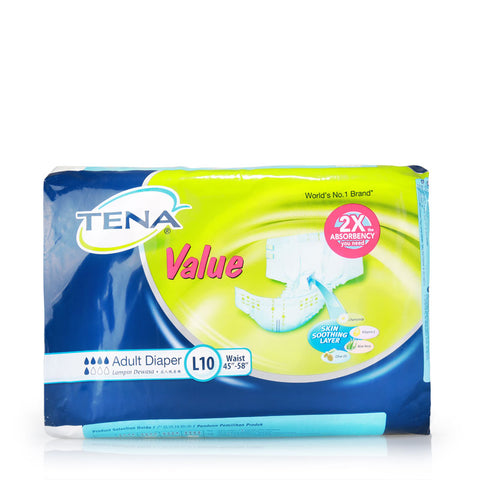 Tena Value L 10pcs