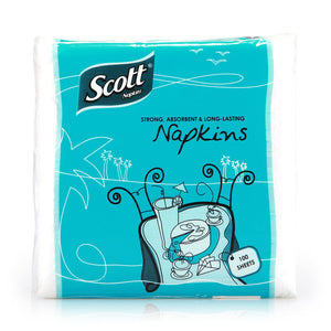 Scott Napkins 100pcs