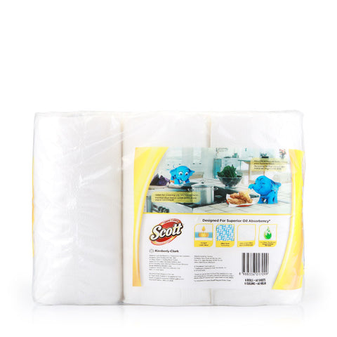 Scott Calorie Light Towels 6x60pcs