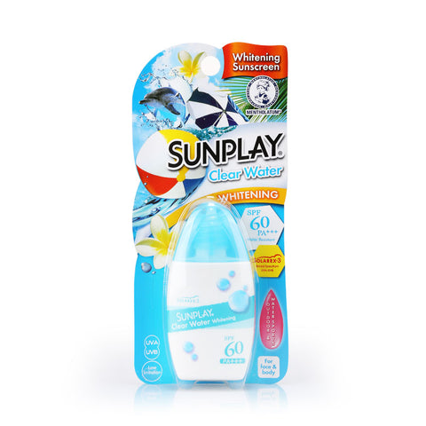 Sunplay Clear Water Lotion SPF 60 35g