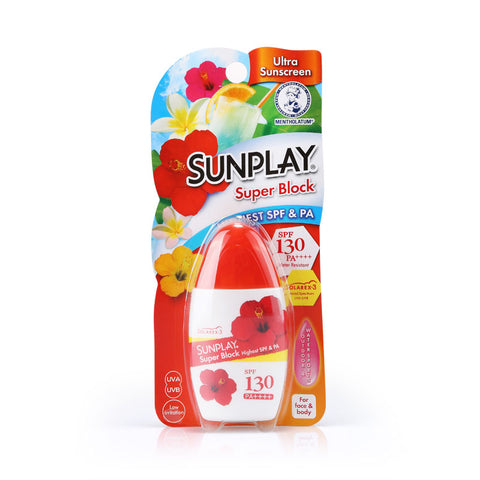 Sunplay Super Block Lotion SPF 130 35g